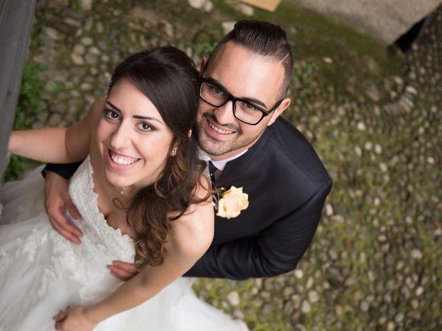 Il matrimonio di Raffaele e Giulia a Castelnuovo del Garda, Verona 86