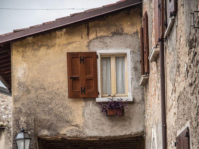 Il matrimonio di Raffaele e Giulia a Castelnuovo del Garda, Verona 87