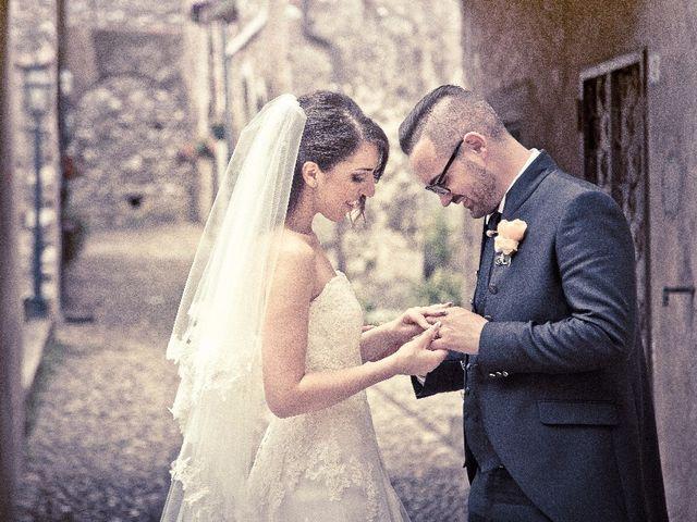 Il matrimonio di Raffaele e Giulia a Castelnuovo del Garda, Verona 89