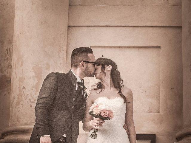 Il matrimonio di Raffaele e Giulia a Castelnuovo del Garda, Verona 92