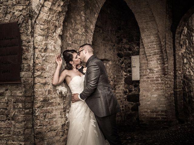 Il matrimonio di Raffaele e Giulia a Castelnuovo del Garda, Verona 94