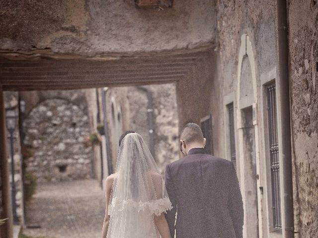 Il matrimonio di Raffaele e Giulia a Castelnuovo del Garda, Verona 104