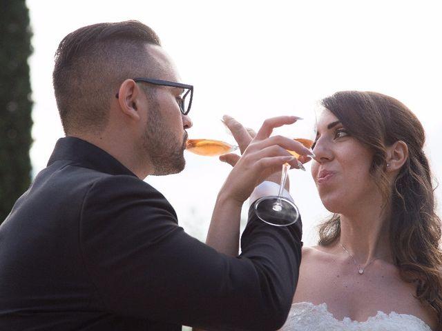 Il matrimonio di Raffaele e Giulia a Castelnuovo del Garda, Verona 107