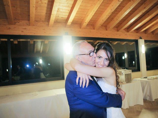 Il matrimonio di Raffaele e Giulia a Castelnuovo del Garda, Verona 114