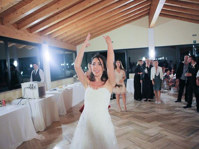 Il matrimonio di Raffaele e Giulia a Castelnuovo del Garda, Verona 120