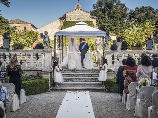 Il matrimonio di Alessandro e Manuela a Potenza Picena, Macerata 17