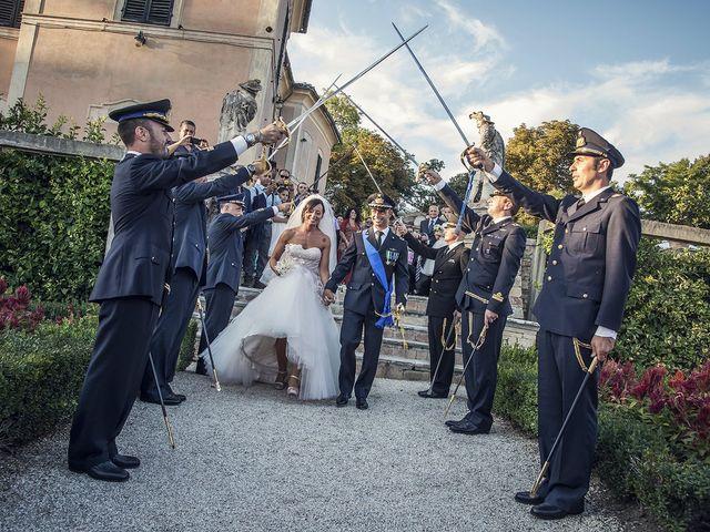 Il matrimonio di Alessandro e Manuela a Potenza Picena, Macerata 23