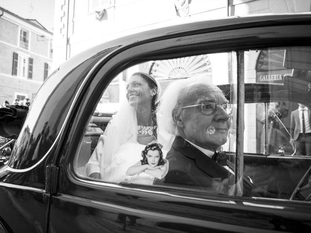 Il matrimonio di Alessandro e Giulia a Asola, Mantova 16