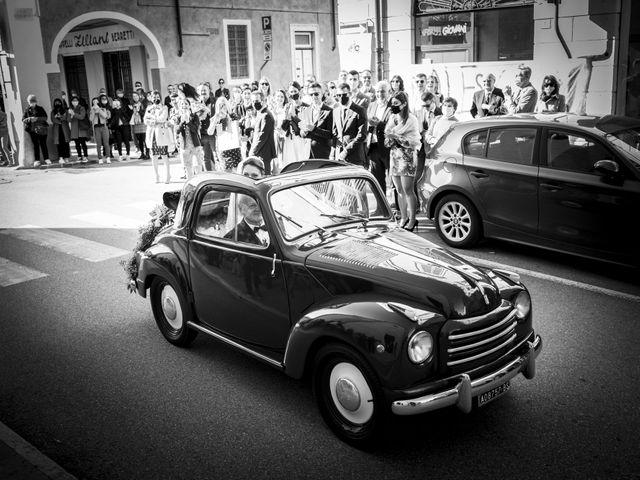 Il matrimonio di Alessandro e Giulia a Asola, Mantova 17