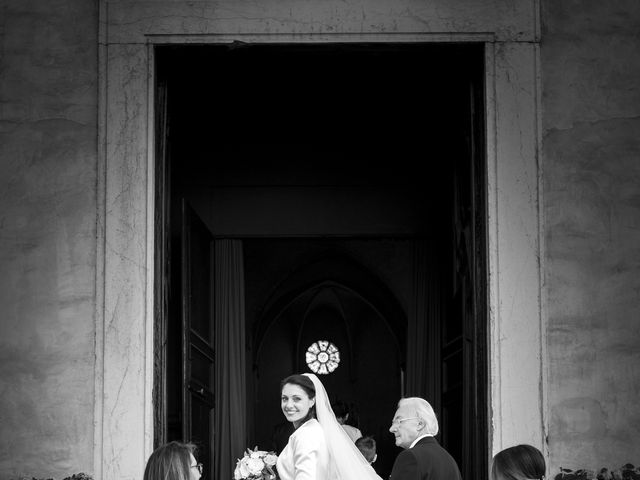 Il matrimonio di Alessandro e Giulia a Asola, Mantova 18