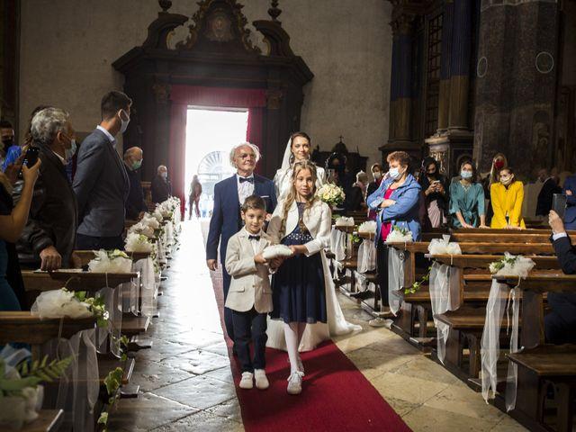 Il matrimonio di Alessandro e Giulia a Asola, Mantova 19
