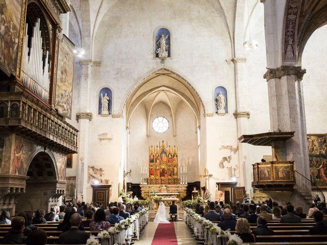 Il matrimonio di Alessandro e Giulia a Asola, Mantova 21