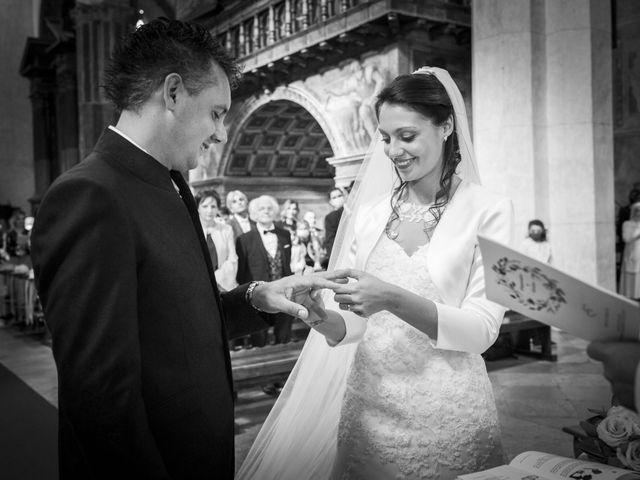 Il matrimonio di Alessandro e Giulia a Asola, Mantova 23