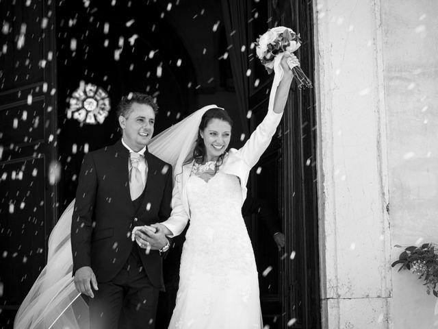 Il matrimonio di Alessandro e Giulia a Asola, Mantova 27