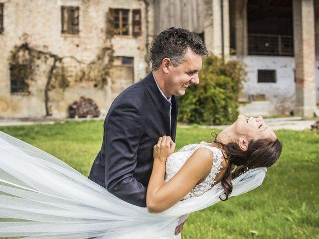 Il matrimonio di Alessandro e Giulia a Asola, Mantova 31