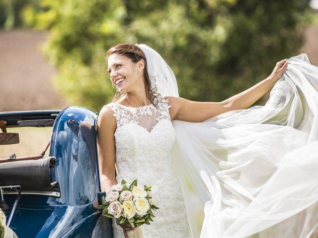 Il matrimonio di Alessandro e Giulia a Asola, Mantova 37