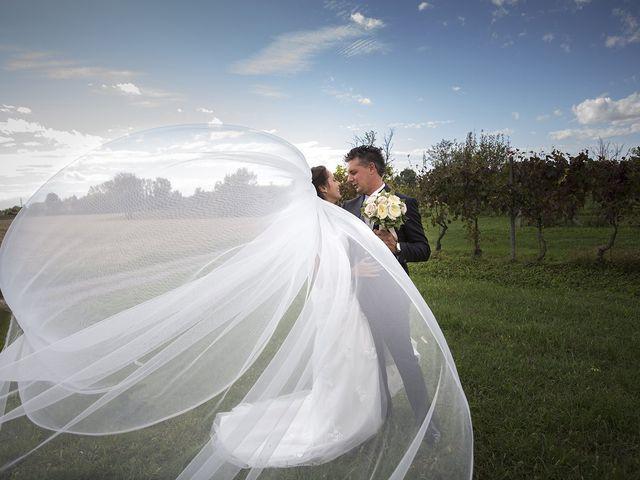 Il matrimonio di Alessandro e Giulia a Asola, Mantova 30