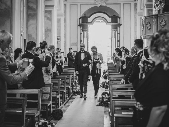 Il matrimonio di Ken e Angela a Vizzini, Catania 17