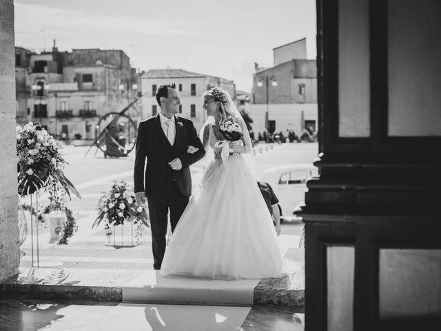 Il matrimonio di Ken e Angela a Vizzini, Catania 18