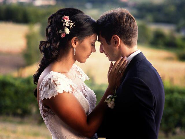 Le nozze di Maria Luisa e Leonardo