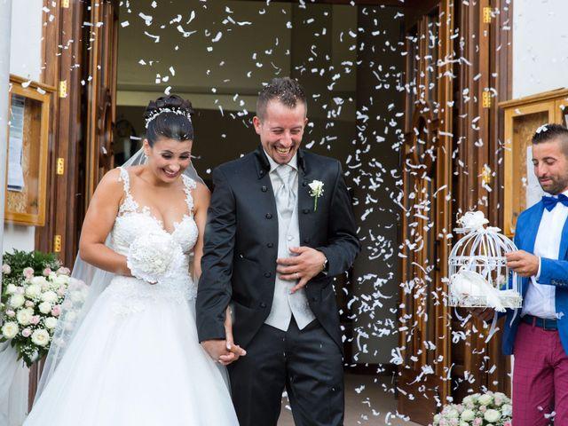 Il matrimonio di Massimo e Sofia a Rocca di Neto, Crotone 1