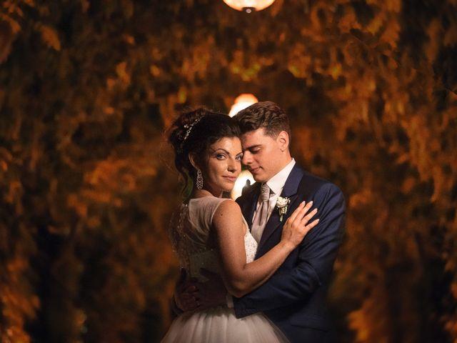 le nozze di Alba e Fabio