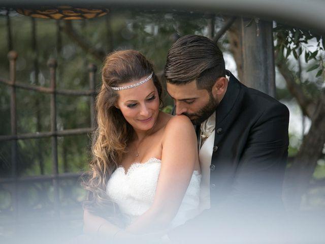 Le nozze di Gessica e Simone
