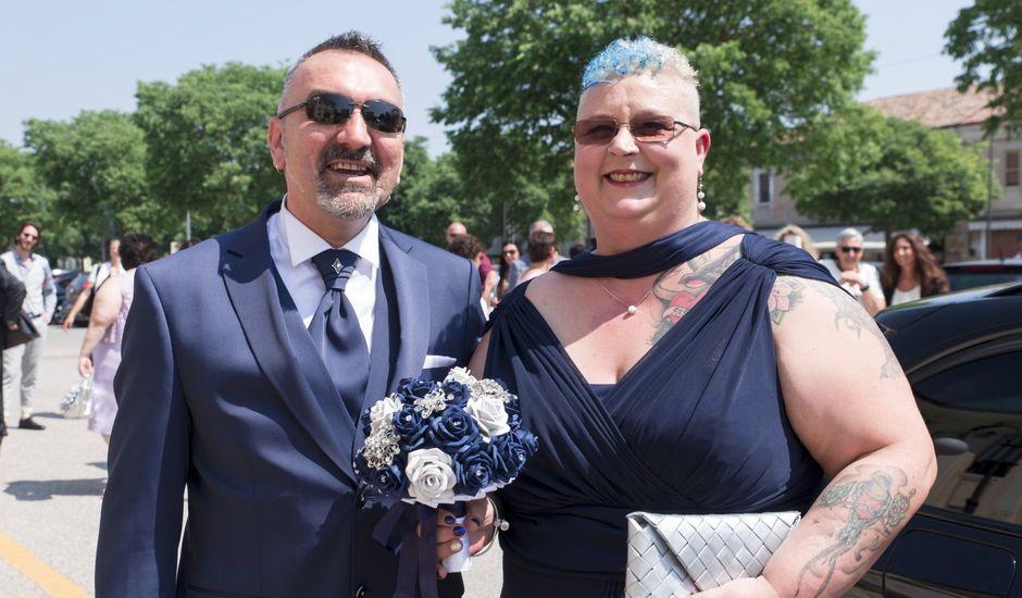 Il matrimonio di Andrea e Ketti a Jolanda di Savoia, Ferrara