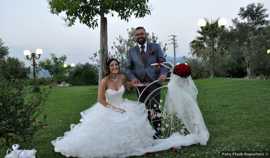 Il matrimonio di Stefano e Katiuscia a Latina, Latina