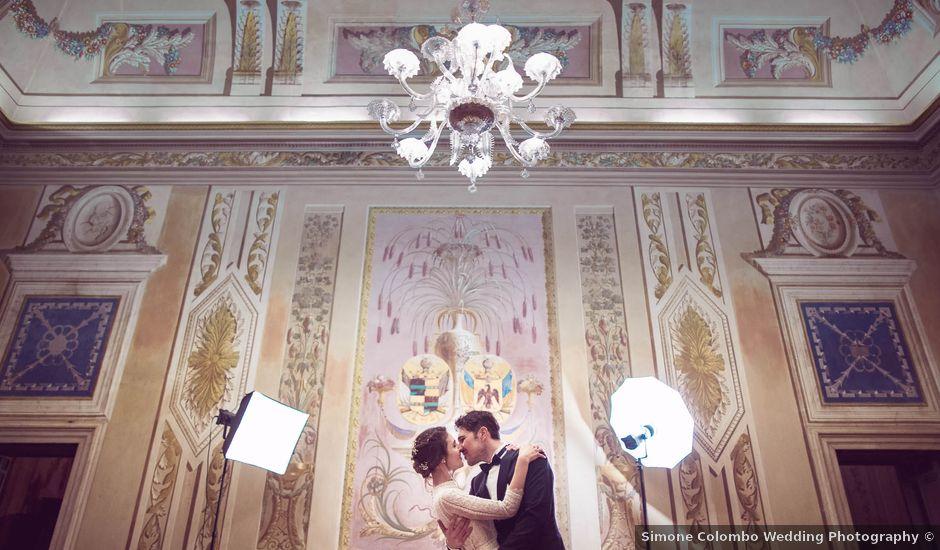 Il matrimonio di Massimiliano e Alice a Cigole, Brescia