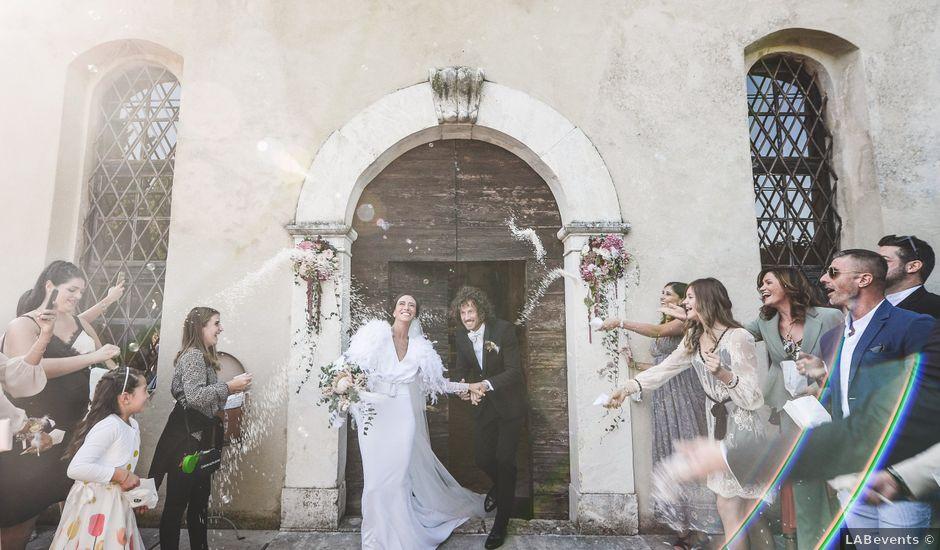 Il matrimonio di Jerri e Veronica a Costermano, Verona