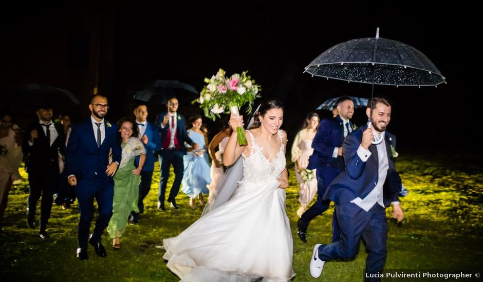 Il matrimonio di Maria Chiara e Federico a Catania, Catania