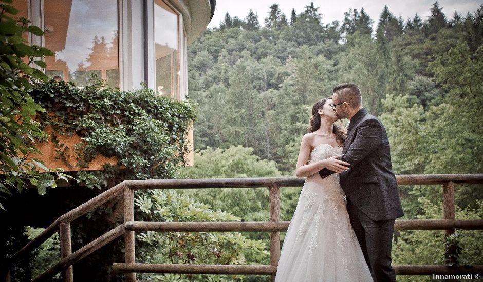 Il matrimonio di Raffaele e Giulia a Castelnuovo del Garda, Verona