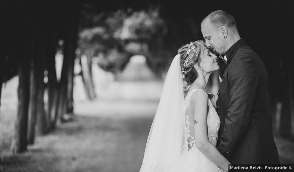 Il matrimonio di Ken e Angela a Vizzini, Catania