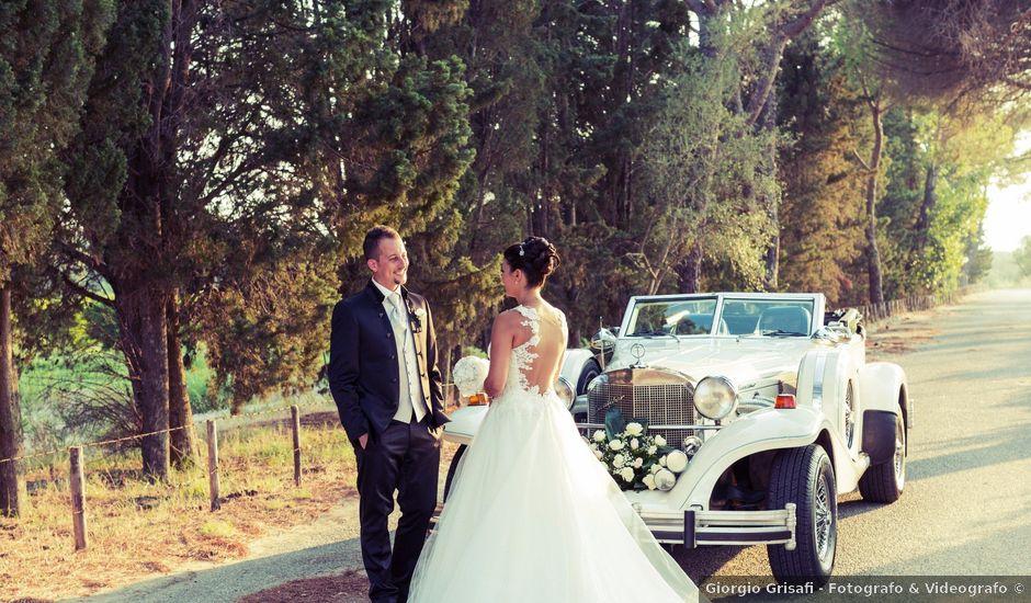 Il matrimonio di Massimo e Sofia a Rocca di Neto, Crotone