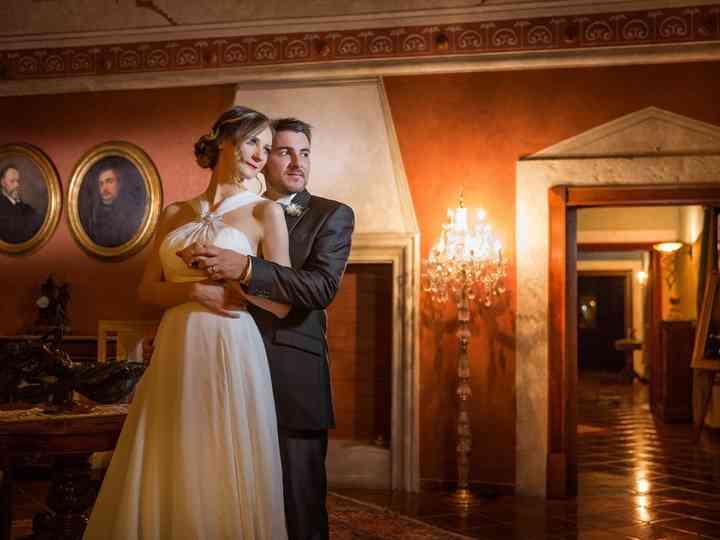 Le nozze di Alessandra e Giovanni