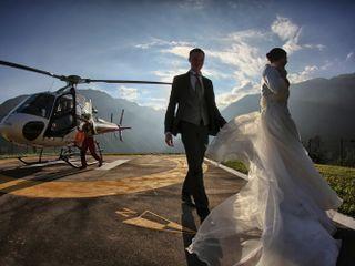 Le nozze di Manuela e Livio