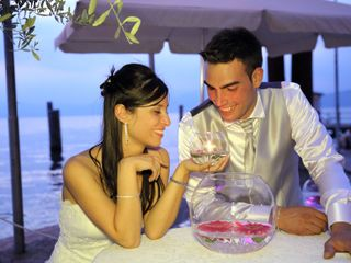 Le nozze di Lara e Daniele