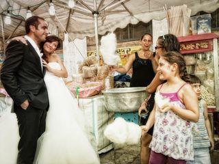 Le nozze di Francesca e Nino