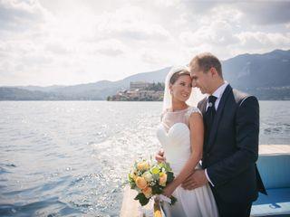 Le nozze di Arianna e Roberto