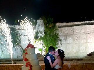 Le nozze di Fabrizio  e Alessandra  1