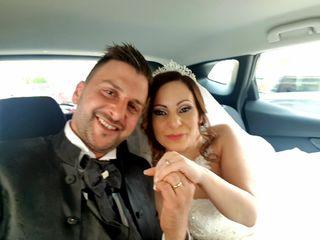 Le nozze di Fabrizio  e Alessandra