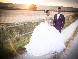 Le nozze di Pamela e Samuele