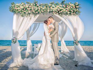 Le nozze di Leila e Gianpiero