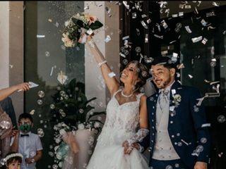 Le nozze di Cristina e Fabio