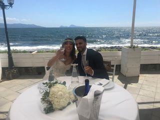Le nozze di Stefania e Samuele