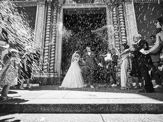 Le nozze di Alessia e Omar 1