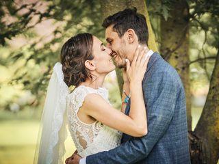 Le nozze di Alessia e Omar