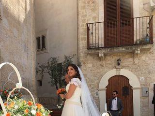Le nozze di Betty e Francesco  1