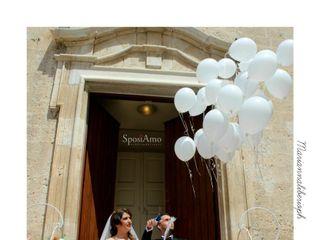 Le nozze di Betty e Francesco  3